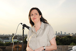 MARGOT HELLER Director of The South London Gallery at the Montblanc de la Culture Arts Patonage Award 2010 held at Floors 7-10, Multi-Storey Car Park, 95A Rye Lane, London SE15 on 30th June 2010.  The 2010 UK winners were Yana Peel & Candida Gertler.