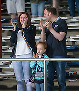 Dundee fans applaud the team at the end of the final home match of the season - Dundee v Kilmarnock, Ladbrokes Scottish Premiership at Dens Park<br /> <br />  - &copy; David Young - www.davidyoungphoto.co.uk - email: davidyoungphoto@gmail.com