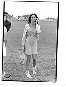 Stephanie Seymour at Mercedes Benz Cup Bridgehampton Polo Club 8/5/95© Copyright Photograph by Dafydd Jones 66 Stockwell Park Rd. London SW9 0DA Tel 020 7733 0108 www.dafjones.com