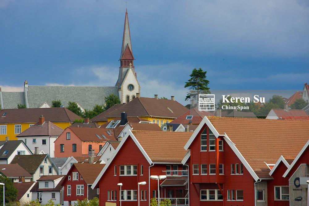 Houses, Stavanger, Norway