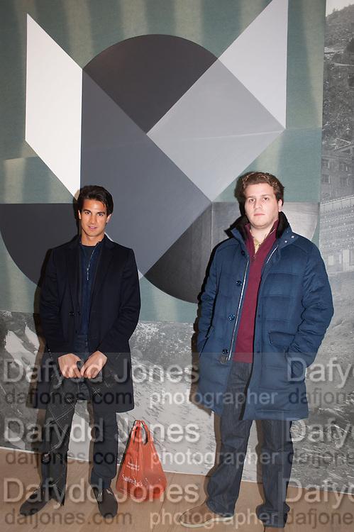 JOHN DODLANDE; KEVIN DODLANDE;, Zhao Yao, Spirit Above All. Pace Soho, Lexington St. London. 11 February 2013