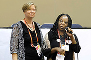 #226  PEOPLE&rsquo;S MOVEMENT ASSEMBLY: SHARED<br /> LIBERATION DECISION-MAKING  Deanna Vandiver, Ruth Idakula   Both Center for Ethical Living and Social Justice Renewal&copy;NancyPierce/UUA