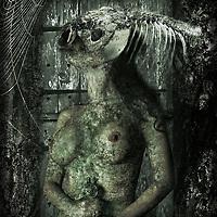 artistic fantasy nude