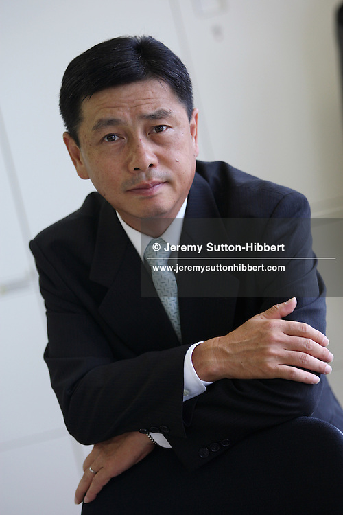 Ichiro Udagawa, Managing Director/ Senior Banker/ Head of Corporate Department 1, Societe Generale,  Tokyo, Japan, Aug 8th, 2007.