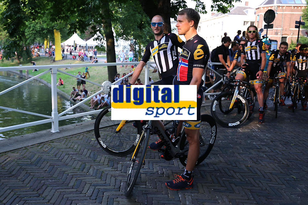 BOASSON HAGEN Edvald (NOR) during the 102nd Tour de France, Team Presentation, in Utrecht, Netherlands, on July 2, 2015 - Photo Tim de Waele / DPPI