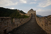 The Great Wall at Mutianyu.