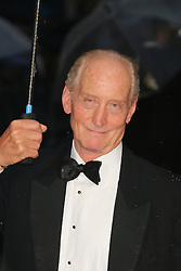 © Licensed to London News Pictures. 08/10/2014, UK. Charles Dance, The Imitation Game - BFI London Film Festival Opening Night Gala, Leicester Square, London UK, 08 October 2014. Photo credit : Richard Goldschmidt/Piqtured/LNP
