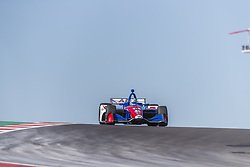 February 12, 2019 - Austin, Texas, U.S. - TONY KANAAN (14) of Brazil goes through the turns during practice for the IndyCar Spring Test at Circuit Of The Americas in Austin, Texas. (Credit Image: © Walter G Arce Sr Asp Inc/ASP)