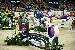 Ahlmann Christian, (GER), Colorit<br /> Longines FEI World Cup Final 1 - Goteborg 2016<br /> © Hippo Foto - Dirk Caremans<br /> 25/03/16