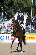 Victoria Michalke - Novia 6<br /> FEI World Breeding Dressage Championships for Young Horses 2012<br /> © DigiShots