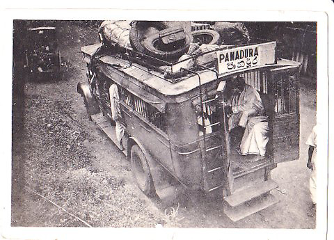 &quot;Panadura &ndash; was this taken at the the destination or along the way?&quot;<br />
