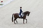 Marina Aframeeva - Vosk<br /> Alltech FEI World Equestrian Games™ 2014 - Normandy, France.<br /> © DigiShots
