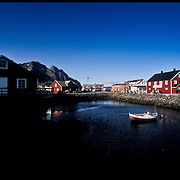 Three weeks aboard the Kong Harald. Hurtigruten, the Coastal Express. The Lofotens.