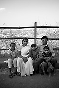 Family Portrait - Nashik, India