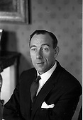 1963 - Mr. Callaghan, newly appointed Director at Brown Thomas