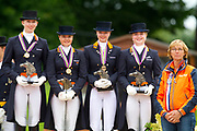 Team Netherlands Junioren<br /> FEI European Championships 2011<br /> © DigiShots