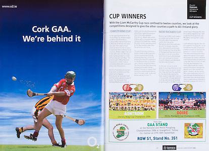 All Ireland Senior Hurling Championship Final,.03.09.2006, 09.03.2006, 3rd September 2006,.Senior Kilkenny 1-16, Cork 1-13,.Minor Tipperary 2-18, Galway 2-7.3092006AISHCF,.o2,