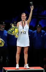 20120205 DM I Badminton - Kvinder single