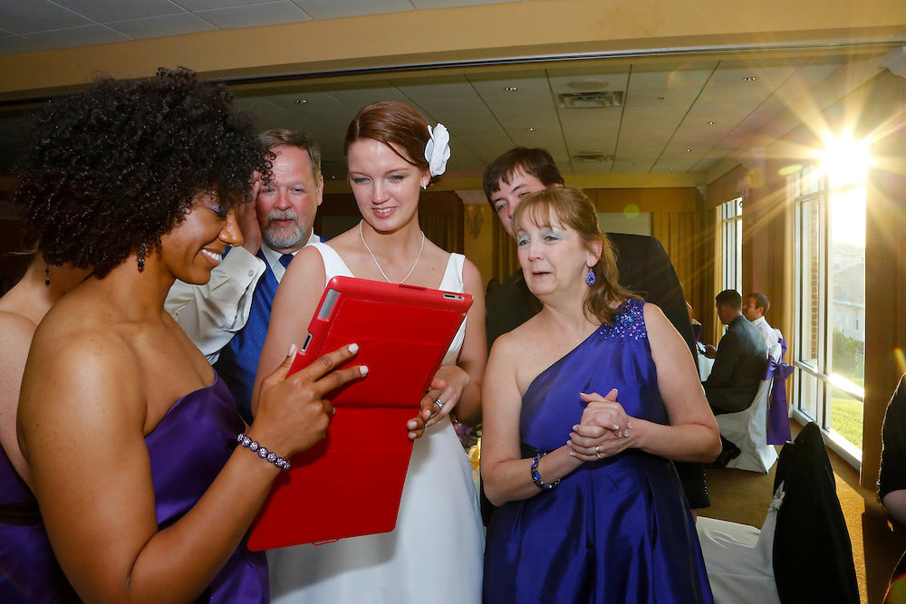 The wedding of Jennifer Corkum and Dan King, May 19, 2012.