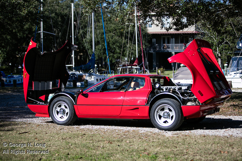 1984 Ferrari 512 BBi for Sotheby's RM Auctions; AZ16_r116