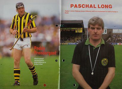 All Ireland Senior Hurling Championship Final, .06.09.1987, 09.06.1987, 6th September 1987, .Kilkenny v Galway, .Galway 1-12, Kilkenny 0-9,.06091987AISHCF, .Senior Kilkenny v Galway,.Minor Tipperary v Offaly,  ..Paddy Prendergast, Paschal Long,