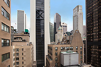 View from 58 West 58th Street