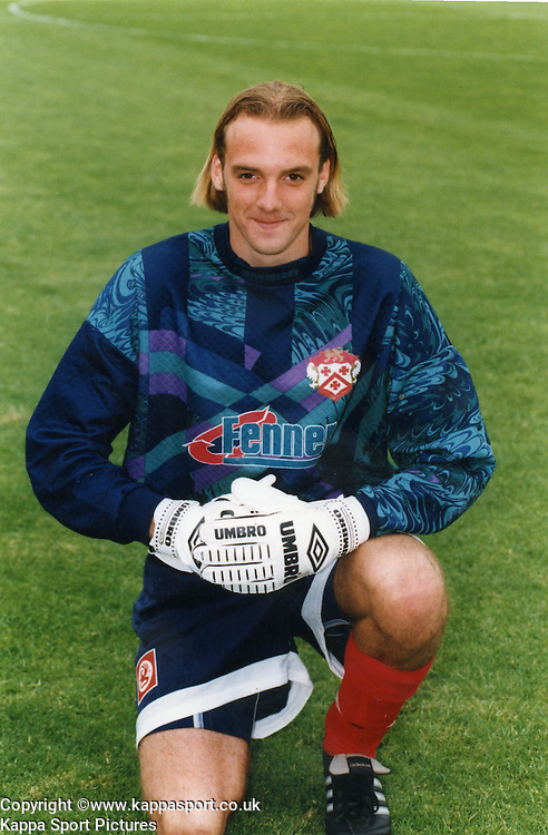 DANNY KELLY, Goalkeeper, Kettering Town