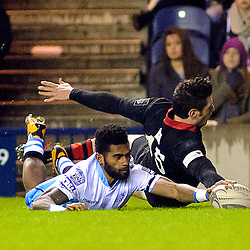Edinburgh Rugby v Glasgow Warriors | Pro12 | 2 January 2015