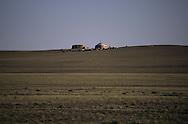 Mongolia. cattle breeders Gobi desert   / yourtes dans le désert de Gobi