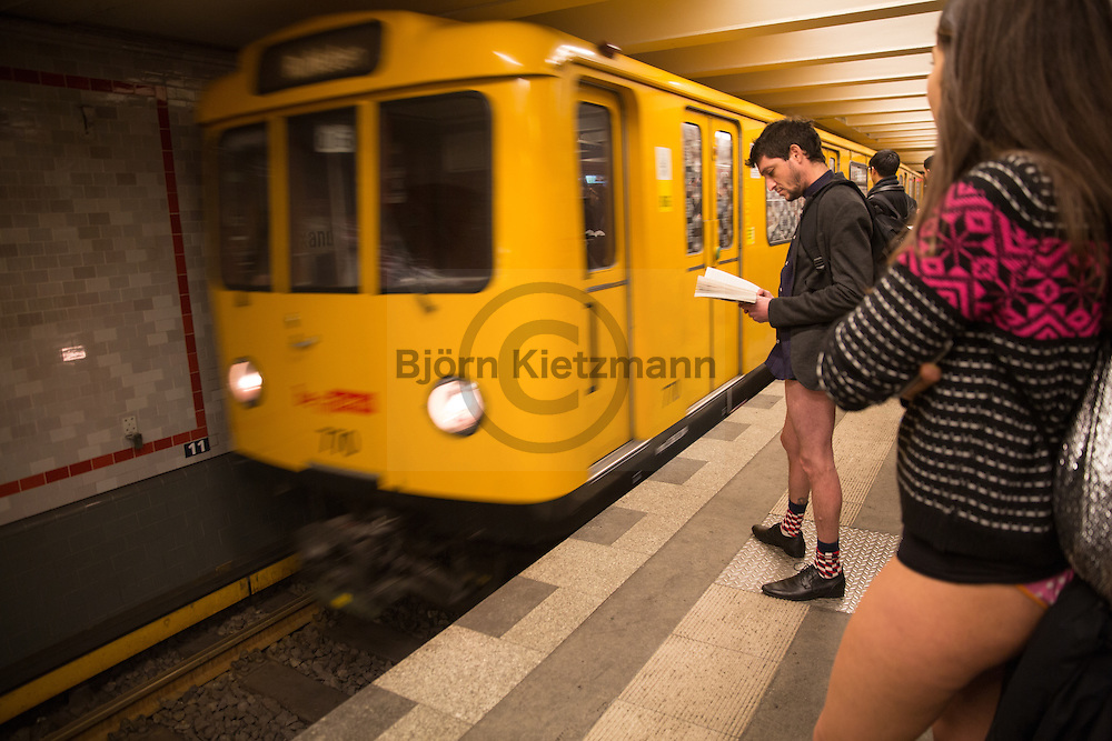Berlin, Germany - 10.01.2016<br />
