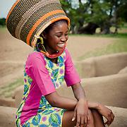 Angela. Paga, Ghana.