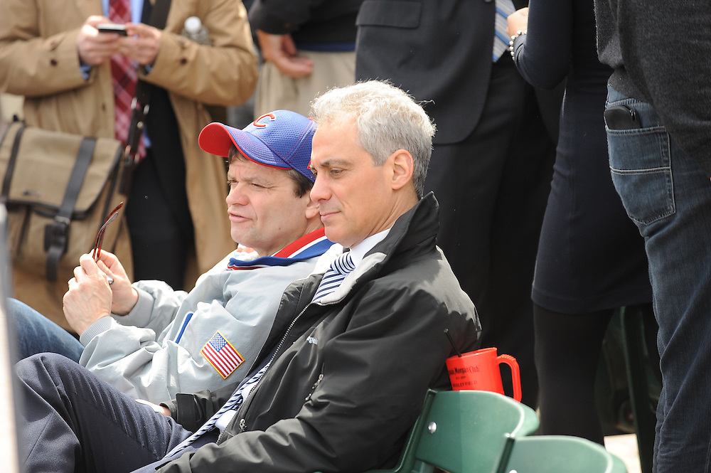 April 8, 2013 Chicago Cubs Opening Day