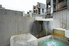 The Salk Institute, La Jolla, Ca