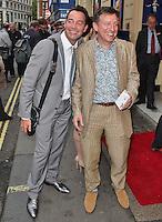 LONDON - July 31: Craig Revel Horwood at the Spamalot Press Night (Photo by Brett D. Cove)