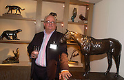Gerry Farrell, Grosvenor House Antiques fair charity preview in aid of Macmillan Cancer Relief, 10 June 2004. ONE TIME USE ONLY - DO NOT ARCHIVE  © Copyright Photograph by Dafydd Jones 66 Stockwell Park Rd. London SW9 0DA Tel 020 7733 0108 www.dafjones.com