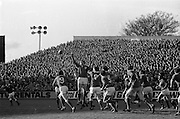 21/02/1976<br /> 02/21/1976<br /> 21st February 1976 Rugby International: Ireland v Wales at Lansdowne Road.