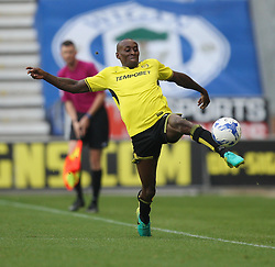 Lloyd Dyer of Burton Albion in action - Mandatory by-line: Jack Phillips/JMP - 15/10/2016 - FOOTBALL - DW Stadium - Wigan, England - Wigan Athletic v Burton Albion - EFL Championship