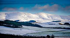 Winter Landscape | South Lanarkshire | 26 November 2017
