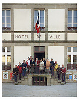 Conseil municipal de Guéméné-sur-Scorff, Morbihan.
