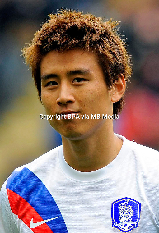 Football Fifa Brazil 2014 World Cup / <br /> Korea Republic  National Team -<br /> Koo Ja Cheol  of Korea Republic