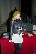 KEELEY WALKER; , Charity Dinner in aid of Caring for Courage The Royal Scots Dragoon Guards Afganistan Welfare Appeal. In the presence of the Duke of Kent. The Royal Hospital, Chaelsea. London. 20 October 2011. <br /> <br />  , -DO NOT ARCHIVE-© Copyright Photograph by Dafydd Jones. 248 Clapham Rd. London SW9 0PZ. Tel 0207 820 0771. www.dafjones.com.