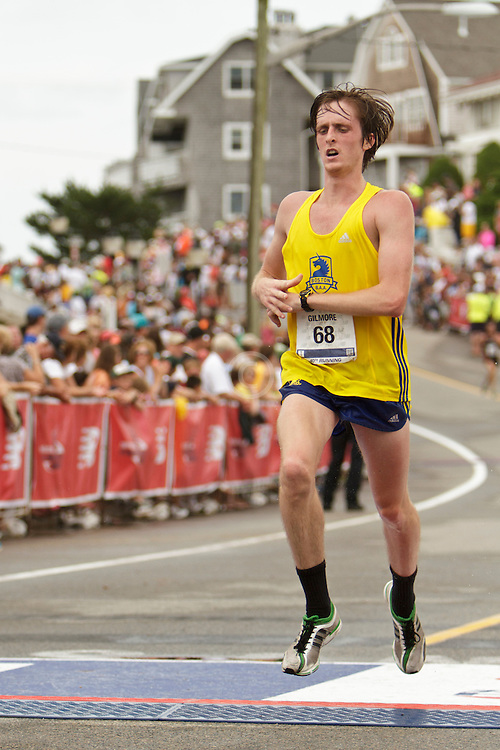 Falmouth Road Race, Peter Gilmore
