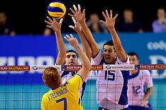 20131002 NED: WK Kwalificatie Mannen Roemenie – Zweden, Almere