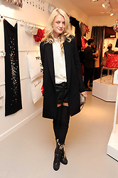 BECKY CORBIN-MURRAY at the H&M Home Launch held at 174-176 Oxford Street, London W1 on 2nd November 2010.
