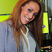 NLD/Naarden/20120307 - Uitriking Sky Radio Powervouwen Awards 2012, Glennis Grace