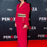 NLD/Amsterdam/20191118 - Filmpremiere Penoza: The Final Chapter, Monic Hendrickx