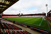 General View inside the Vitality Stadum before the Premier League match between Bournemouth and Manchester City at the Vitality Stadium, Bournemouth, England on 2 March 2019.