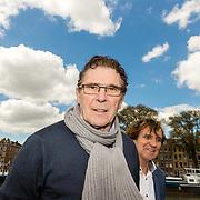 NLD/Rotterdam/20170509 - CD presentatie Joke Bruijs, Willem van Hanegem