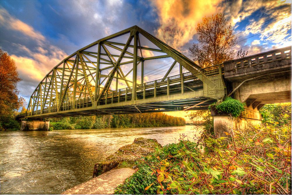 Lewis St. Bridge, Monroe, WA