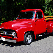 1953 Mercury M 100 Pickup Truck